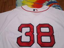 MLB Boston Red Sox On Field #38 Baseball Jersey Shirt size 56 3XL DAVID ORTIZ ⚾