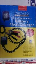 12 Volt, Automatic Battery Float Charger