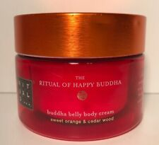 Rituals The Ritual of Happy Buddha Belly Body Cream 220 ml / 7.4 Fl Oz