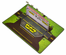 1/64 Slot Car HO Winners Podium Photo Real Fits Race Tracks Model Diorama Sets