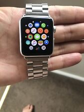 Apple Watch 42mm Stainless Steel Strap