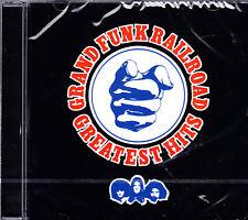 GRAND FUNK RAILROAD greatest hits  CD NEU OVP/Sealed