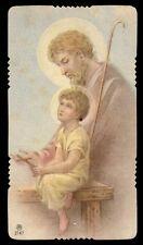 """santino-holy card"""""""" ediz. AR n.2147 S.GIUSEPPE"""