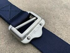 RLX Ralph Lauren Belt Medium M French Navy Blue Golf Belt Polo New NWT