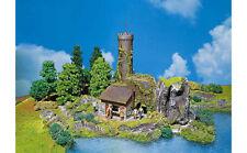 Castle Observation Tower Plastic Model Kit HO 1/87 FALLER 130291