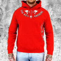 Support 81 Sweatshirt Hoodie FTS Rot Herren S-4XL - HAMC North End