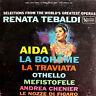 Renata Tebaldi Operatic Selections STEREO USA LP (UAS 6238) VG/VG