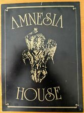 Anmesia House 1990 Acid House Rave Flyer