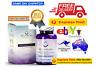 Authentic RELUMINS Advance White 1650mg Skin Whitening Glutathione Pills 90 Caps