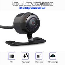 HD 170° Car Side/ Rear View Reverse Camera Waterproof  CCD Night Version