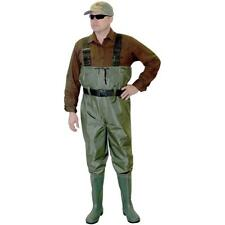 Caddis CA3901W8 PVC Chest Wader Ultra Lite Green Size 8 Fishing River Trout Fish