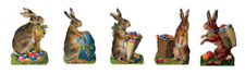 CHM - Antique Easter Bunny Standees Kit