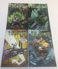 IDW Hunter S Thompson's FEAR AND LOATHING IN LAS VEGAS comics #1 2 3 4 ~FULL SET