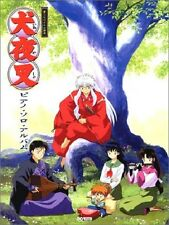 Inuyasha Piano Sheet Music Collection Book /Anime,Song