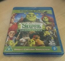 Shrek Forever After ~ BLU RAY Movie New Sealed Free Postage