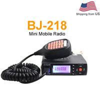BAOJIE BJ-218 25W Dual Band 136-174&400-470MHz Mini FM Radio BJ218 Walkie Talkie
