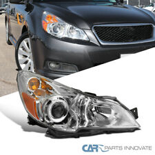 For 10-14 Subaru Legacy Outback Clear Projector Head Lamp Right Passenger Side