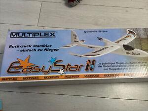 rc plane Multiplex Easystar 2 New in Box Unflown