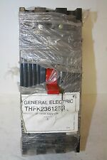 GE THFK236125 CIRCUIT BREAKER 125 AMP, 600 VOLT, 3 POLE FACTORY RECONDITIONED