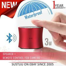 Mini Wireless Portable Bluetooth Speaker│Bass-3w-Waterproof│For iPhone Android