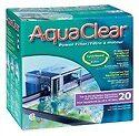 Aqua Clear 20 / Mini 18-76L Hang On External AquaClear Aquarium Fish Tank Filter