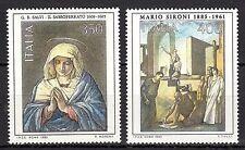 Italy - 1985 Paintings - Mi. 1930-31 MNH