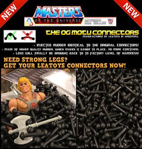MOTU connectors he-man Leg band replacements for vintage MOTU figures (30 Units)