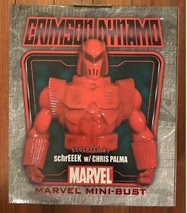 CRIMSON DYNAMO Randy Bowen Designs MARVEL Mini Bust 0177/1500 Iron Man