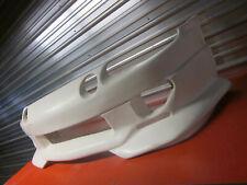 Fiberglass Sf2 Style Front Bumper for a 93-97 Honda Del Sol 2Dr