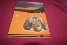 Doppstadt Trac 160 Tractor Brochure FCCA