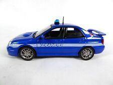 Subaru Impreza Gendarmerie Autoroute 1/43 - Ist Voiture miniature Diecast PM06