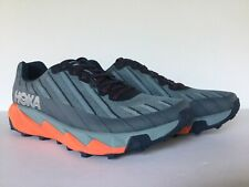 Hoka One One Torrent M 1097751 Mold Grey Red Trail Running Shoes Men's