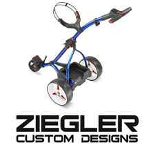 NEW Motocaddy ZIEGLER S1 Pearl Blue with Lithium