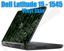 Any 1 Vinyl Decal/Skin for Dell Inspiron 15 - 1545 Laptop Lid - Free US Shipping