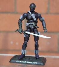 Action force/Gi Joe Modern SNAKE EYES 25th Anniversaire