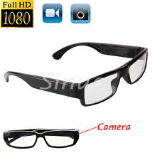 1080P Spy Hidden Glasses Camera USB Pen Video Recorder Mini Eyewear Camcorder DV