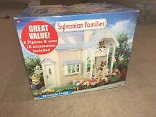 sylvanian families -Riverside Lodge