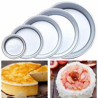 Backformen Set 5-tlg Springform 2/4/6/8/10 zoll Kuchen Torten Form Antihaft