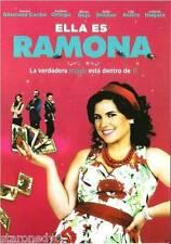ELLA ES RAMONA BRAND NEW DVD LA VERDADER MAGIA ESTA DENTRO DE TI SEALED