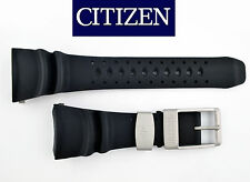 Citizen PROMASTER DIVERS watch band  BLACK rubber strap NH6930-09F NH6931-06E