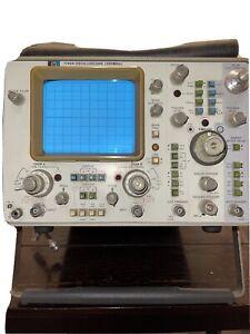 HP 1740A 100 MHz Oscilloscope