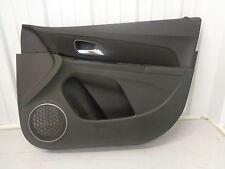 11 12 13 14 15 Chevy Cruze OEM Front Passenger Door Interior Panel - Black