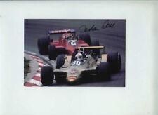 Jochen Mass Arrows A2 Dutch Grand Prix 1979 Signed Photograph 3