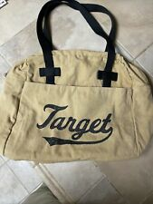 Target Rare Canvas Tote Bag - Limited