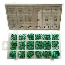 270Pcs Green Air Conditioning HNBR O-ring Assortment Kit for Auto Car Truck