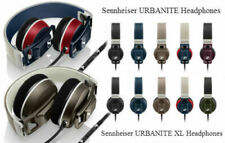Sennheiser URBANITE & XL Denim / Black Headband Headsets Headphone With Mic