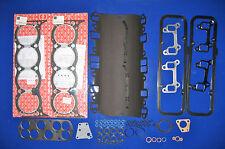 Land Rover Discovery 3.9 V8 Head Gasket Set + Workshop Manual CD