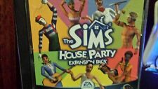The Sims House Party Expansion Pack  PC GAME - FREE POST *