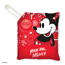 AUTHENTIC SCENTSY SCENT PAK PACK- Your Pal,MIckey- FREE SHIPPING