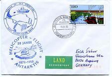 1998 Polarstern Helicopter Flight Antarktis Scotia Flux I Polar Antarctic Cover